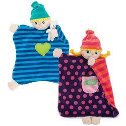 Baby Blanket Doll Friend
