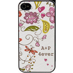 Personalized Spring Romance Personalized iPhone Case