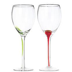 Splash Wine Glasses