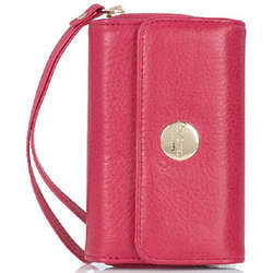 iPhone 4S Purse in Teaberry