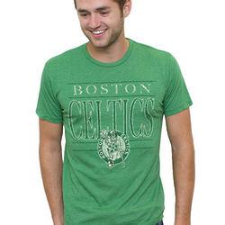 Boston Celtics NBA Heathered T-Shirt