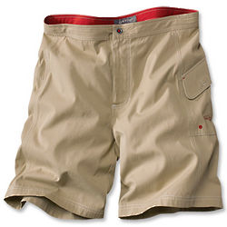 Men's Canvas Driftboat Shorts