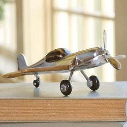 Desktop Hellcat Airplane Model
