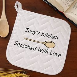 You Name It Personalized Potholder