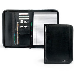 Leather eReader or Tablet Padfolio