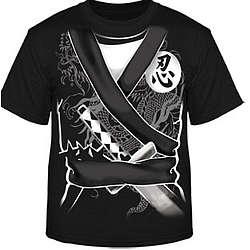 Ninja Outfit T-Shirt
