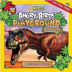 Angry Birds Playground: Dinosaurs Book