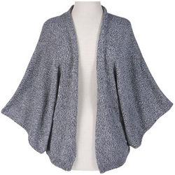 Seamless Cardigan Sweater