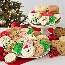 Holiday Cookie Assortment Gift Box