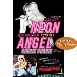 Neon Angel Signed Memoir