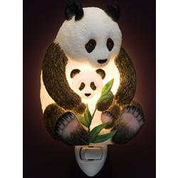Panda Night Light - Mom & Baby