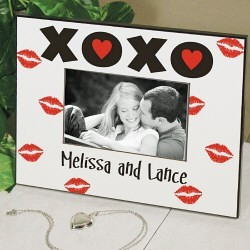 Sending You Kisses and Hugs Frame