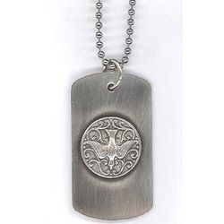 Holy Spirit Dog Tag