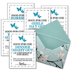 Bundle of Mom Coupons in Mini Envelope