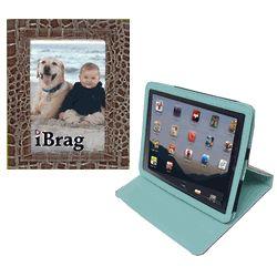 iBrag Photo iPad Cover