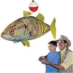 Air Swimmer Remote Control Flying Bass
