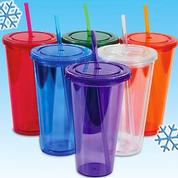 Quenchers Colorful Insulated Tumblers