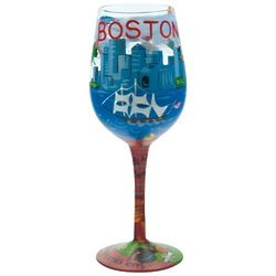 Boston Wine Glass