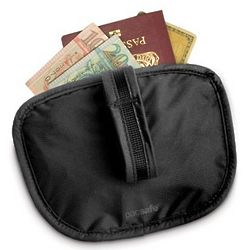 Secret Belt Wallet