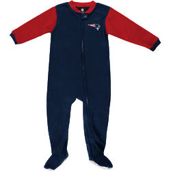 New England Patriots Infant Blanket Sleeper