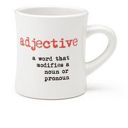 Grammar Rules Ceramic Mug