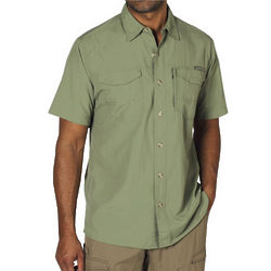 Short Sleeve Collared Field Shirt