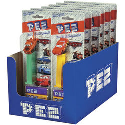 Cars Movie PEZ Dispensers