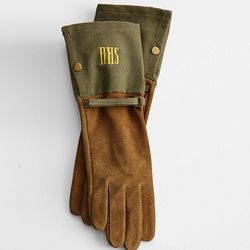 Gardening Gloves with Velcro Straps