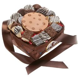 Cookies and Rice Krispie Treats Gift Basket