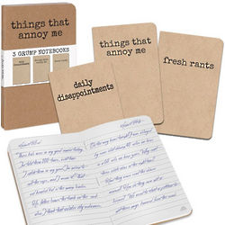 Grumpy Notebooks
