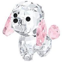 Swarovski Crystal Lovlots Rosie the Poodle Figurine