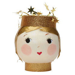 Angel Surprize Ball Christmas Centerpiece