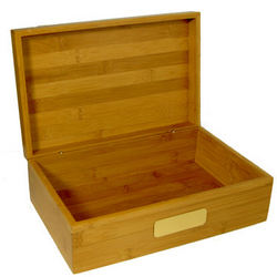 Personalized Monaco Wood Box