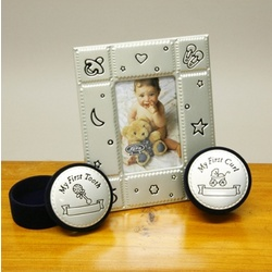 My First Curl, My First Tooth Baby Gift Set
