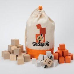 Staccabees Orange Game