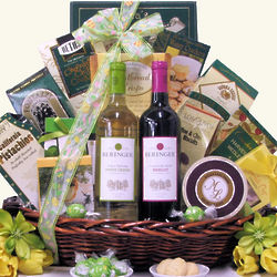 Beringer California Collection Easter Duet: Gourmet Easter Wine G