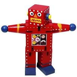 Robot Fidget Toy