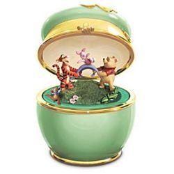 Winnie the Pooh Fun in the Sun Music Box