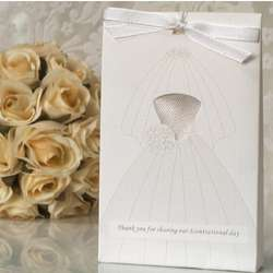 Scentsational Bride Sachet Favor