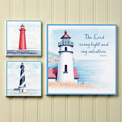Lighthouse Wall Hangings