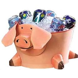 Pig Out Beverage Tub