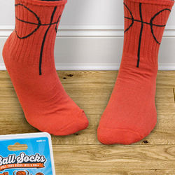 Basketball Ball Socks