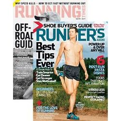 Running Times and Runner's World Combo Magazine Subscription