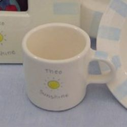 Baby's Personalized Sunshine Cup