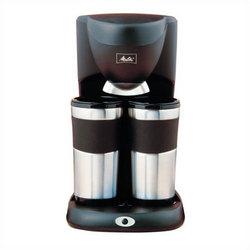 Dual Travel Mug Coffee Maker - FindGift.com