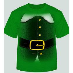 Elf Tuxedo T-Shirt