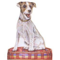 Jack Russell Terrier Doorstop