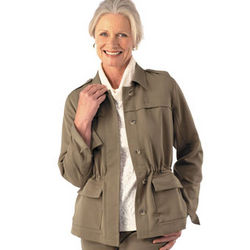Continental Gabardine Jacket