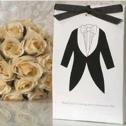 Scentsational Groom Sachet Favor