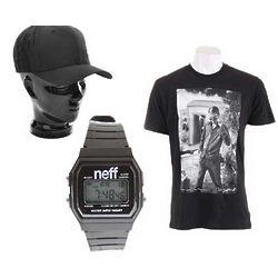 Tobin Rocks T-Shirt and Gift Set